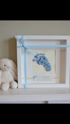 Personalisation available  Baby boy frame   Facebook page ... Creations for occasions    creations_for_occasions@outlook.com