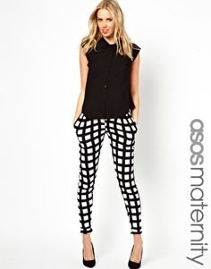 Discover the latest maternity and pregnancy clothing with ASOS. Shop for maternity dresses, maternity tops, maternity lingerie & maternity going-out clothes. Cute Maternity Outfits, Asos Maternity, Maternity Pants, Pregnancy Outfits, Maternity Fashion, Maternity Clothing, Maternity Style, Pregnancy Clothes, Maternity Shops
