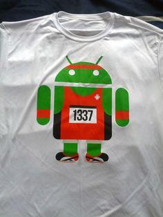 Run Android run!