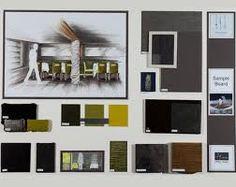 sample board for interior finish - Google Search