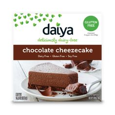 Cheezecake - Daiya Foods, Deliciously Dairy-Free Cheeses, Meals & More