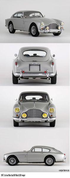 1957 Aston Martin DB Mark III Coupé