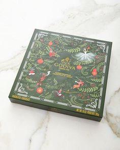 Advent Calendar with Chocolates