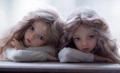 Невероятно притягательная девочка от Доллстаунов (DollsTown) / Шарнирные куклы BJD / Шопик. Продать купить куклу / Бэйбики. Куклы фото. Одежда для кукол