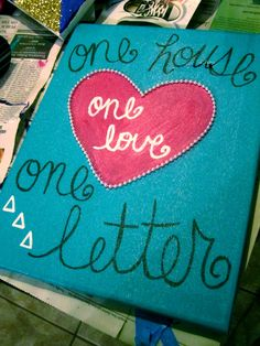 tri delta, delta delta delta, ddd, one house, one love, one letter