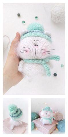 Amigurumi Halloween Black Cat Free Crochet Pattern | Halloween ... | 472x236