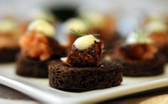 ideas Private Plates, Desserts, Ideas, Food, Tailgate Desserts, Deserts, Essen, Postres, Meals