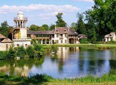 petit trianon   Petit Trianon em Versalhes, França