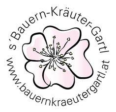 s'Bauern-Kräuter-Gartl hat jetzt ein Logo. Lies hier wie es dazu gekommen ist, warum genau diese Blüte so gut zu uns passt. Das und vieles mehr auf www.bauernkraeutergartl.at Flora Und Fauna, Arabic Calligraphy, Logo, Mother Nature, Farmers, Logos, Arabic Calligraphy Art, Environmental Print