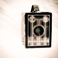 Items similar to Brownie Junior Vintage Camera 8 x 8 Photography Art Print-  Great Gift for the Photographer on Etsy 281e02cca3