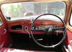 Image result for classic car steering wheels citroen traction