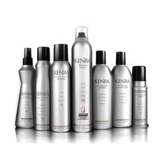 The Kenra Platinum® Texture Collection offers a variety of ways to ...