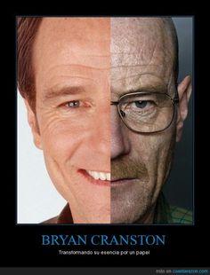 Bryan Cranston IMDb | BRYAN CRANSTON - Transformando su esencia por un papel
