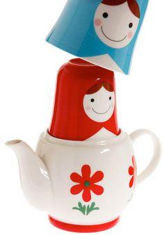 Saint Tea-tersburg Tea Set