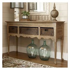 I pinned this Calhoun Sideboard from the Rustic Revival event at Joss and Main!