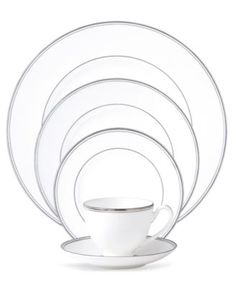 Waterford Kilbarry Platinum Collection $13.00 The understated Kilbarry Platinum dinnerware and dishes collection from Waterford is a modern yet timeless choice for your table, featuring fine bone china encircled with double bands of polished platinum.