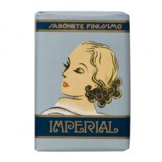 Comprar Históricos: Sabonete Imperial - A Vida Portuguesa