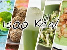 1500-Kalorien-Tag: Gesundes Grünfutter   eatsmarter.de