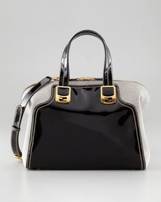 Chameleon Tote, Small by Fendi at Neiman Marcus.
