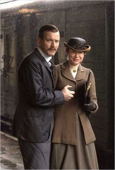 "Ewan McGregor and Renée Zellweger in ""Miss Potter"" (2006)"