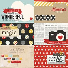 4x6 Horizontal Elements | Simple Stories