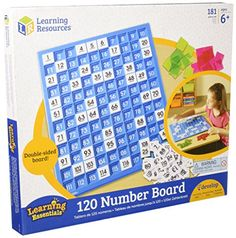 Learning Resources 120 Number Board (LER1332) Learning Re... https://www.amazon.com/dp/B01A5YMGU2/ref=cm_sw_r_pi_dp_x_xz6Myb9ZKVWX1