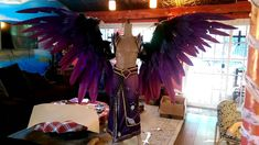 Morgana Animatronic Cosplay Wing Demonstration (League of Legends) – My CMS Morgana League Of Legends, Cosplay League Of Legends, Desire Clothing, Claw Gloves, Cosplay Wings, Naruto Cosplay, Fairy Wings, Youtube, Halloween