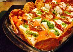 Papri chaat ( Pakistani street food)