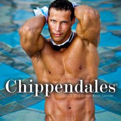 Castillo naked Alex chippendale
