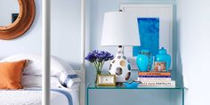 14 Calming Colors - Soothing and Relaxing Paint Colors for Every Room Sage Green Paint, Green Paint Colors, Wall Paint Colors, Bedroom Paint Colors, Paint Colors For Home, House Colors, Gray Paint, Relaxing Bedroom Colors, Soothing Paint Colors