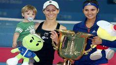 India's ace tennis player Sania Mirza pregnant?