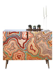 Sedona Credenza by DENY Designs at Gilt Paint Furniture, Furniture Makeover, Cool Furniture, Furniture Design, Credenza Decor, Sideboard, Home Living, Upcycled Furniture, Home Accessories