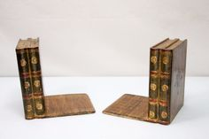 Tole Bookends. | eBay!