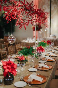 christmas wedding at la quinta del jarama madrid
