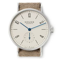 Love this watch from NOMOS.