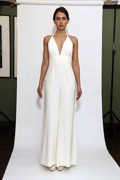 Kim Zolciak unveils a unique wedding look – a jumpsuit ...