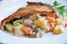 Chicken Pot Pie Casserole