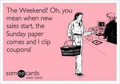 the weekend? oh, you mean...