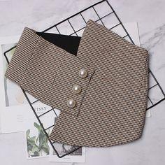 Fashion Belts, Fashion Sewing, Skirt Fashion, Diy Fashion, Ideias Fashion, Fashion Dresses, Sewing Clothes, Diy Clothes, Classy Outfits