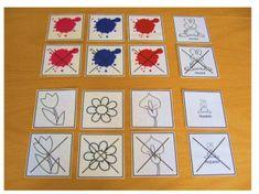 Otro material para trabajar el razonamiento lógico - Aprendiendo matemáticas