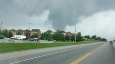 Possible tornado in Keswick, Ont. June 10/15, investigated by Environment Canada   www.firstaidkitexpress.com