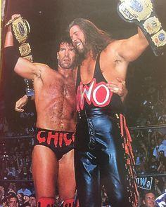 Scott Hall and Kevin Nash Wrestling Rules, Nwa Wrestling, Catch Wrestling, Wrestling Posters, Wrestling Superstars, Wrestling Divas, Sting Wcw, Wwe Lucha, Lucha Libre