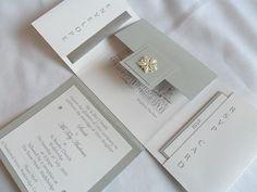 Handmade Luxury Wedding Invitations - HERITAGE | eBay