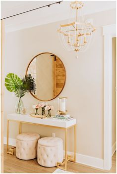 console table decorating How to Style Your Entryway · Haute Off The Rack Promote independence with p Decor, Interior, Living Room Decor Apartment, Entryway Decor Small, Entrance Decor, Console Table Decorating, Home Entrance Decor, Entryway Table Decor, Home Interior Design