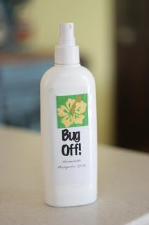 Homemade Natural Mosquito Spray | I Can Teach My Child!I Can Teach My Child!