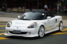 Toyota MR-S