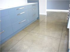 is a great solution for all types of flooring including interior floors; it's easy to maintain and looks modern. To ensure maintenance is easy it's important to seal your concrete surfaces. Types Of Concrete, Types Of Flooring, Exterior, Landscape, Floors, Modern, Seal, Beauty, Eyes