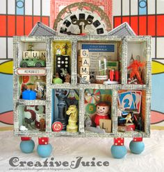 Creative Juice: Vintage Fun