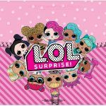 LOL Surprise Free Printable Cupcake Wrapper and Toppers. Lol Doll Cake, Unicorn Doll, Glam And Glitter, Doll Party, Edible Cake Toppers, Personalized Books, Lol Dolls, School Bags, Girl Birthday