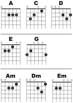 Guitar lessons. Learned in high school and forgot most of it since!